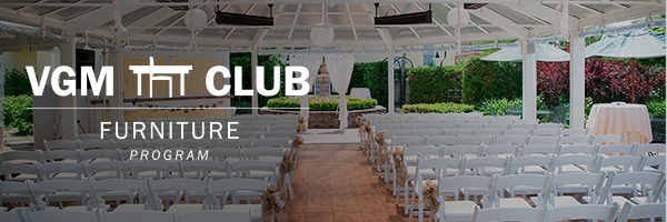 Is Your Event Center Average? Let VGM Club Help.