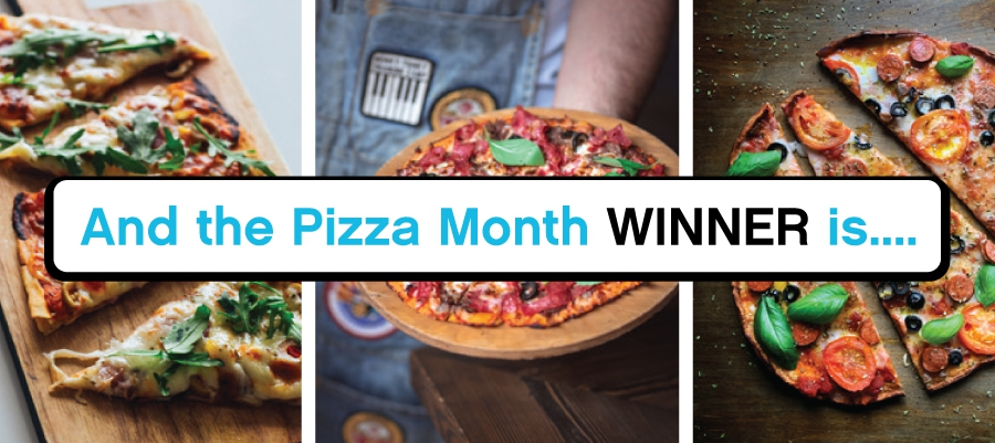 See the winning pizza!