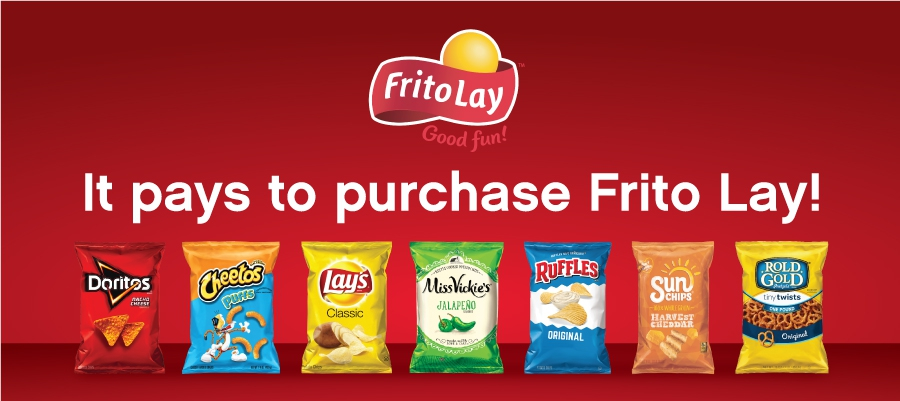 Save More With Frito Lay